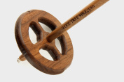 Wool Tree Mill Greek Cross Drop Spindle