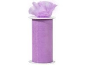 Tulle Roll 15cm By 23m- Pansy