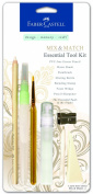 Faber-Castell Mixed Media Essential Tools Set/7