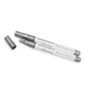 David TuteraTM Illusion Chalk Pens - Fine Tip - Silver - 2 pieces