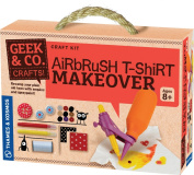 Geek & Co. Craft Airbrush T-Shirt Makeover