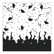 Graduation Scene Backdrop - Size 1.8m X 1.8m