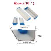 Screen Printing Photo Emulsion Scoop Coater / Coating Trough - 18 inch