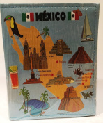Mexico Embossed Photo Album 200 Photos / 4x6
