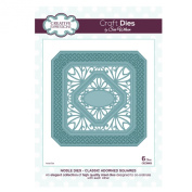 Craft Die CED5503 Sue Wilson Noble Collection - Classic Adorned Squares