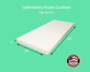 2.5cm X 41cm X 80cm Upholstery Foam Cushion High Density Standard