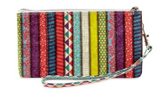 Dynomighty Washi Tape Mighty Wristlet, Original Tyvek® - Water/Tear Resistant