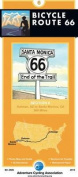 Bicycle Route 66 Map #6