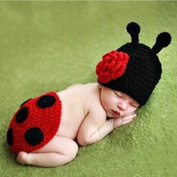 W8sunjs Unisex Newborn Crochet Knitted Baby Costume Set Photography Photo