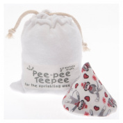 Pee-pee Teepee / Laundry bag / Sock Monkey