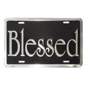 Deluxe Autotag Blessed Silver