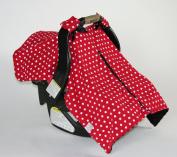 "BayB Brand Car Seat Canopy - ""Minnie"""