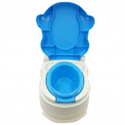 "Homep Kids"" Potty Seat and Toilet Trainer Step Stools"
