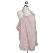 Bebe Au Lait Nursing Cover - Organic Cotton - Blush