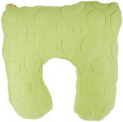 Nook Niche Feeding Pillow - Lawn Green