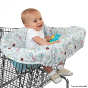 Jamesmountsandmore Compact 2-in-1 Shopping Cart Cover