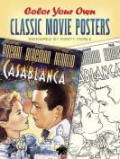 Colour Your Own Classic Movie Posters