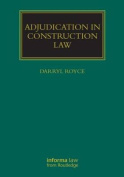 Adjudication in Construction Law