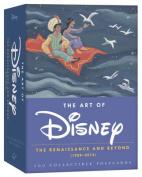 The Art of Disney 2015 Postcard Box