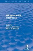 Wittgenstein's Intentions