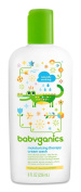 Babyganics Moisturising Therapy Cream Wash, 240ml Bottle