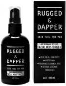 NEW Age + Damage Defence Facial Moisturiser For Men - 120ml - Anti-Ageing Cream Hydrator & Soothing Aftershave Lotion In One - All Natural & Certified Organic - Zero Risk 100% Satisfaction + Effectiveness Guarantee