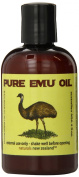 Emu Oil Pure Premium Golden - Powerful Skin and Hair Moisturiser, Excellent for Stretch Marks, Scars, Nails, Muscle & Joint Pain, and More! 120ml
