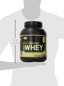 Optimum Nutrition Gold Standard 100% Whey, Naturally Flavoured Chocolate, 2.2kg
