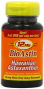 Nutrex Hawaii Bioastin Hawaiin Astaxanthin 12 mg 50 Caps
