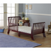 Orbelle Trading The Orbelle Open Aire Toddler Bed, Cherry