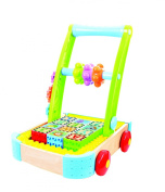 Bkids Soft and Safe Busy Builder Waggon