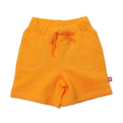 Zutano Baby-girls Infant Terry Drawstring Shorts, Orange, 18 Months Colour