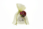 Treat yourself to a HOME SPA! Cranberry Bath Bombs (110 g) - with fizzing effect! 6 pcs. Economy pack!
