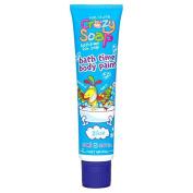 Kids Stuff Crazy Bath Time Body Paint Blue 150ml
