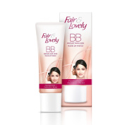 Fair & Lovely BB Instant Fair Look Make-Up Finish Foundation+Fairness Cream 18gm