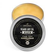 CanYouHandlebar Wisdom Beard Dry Oil 60ml Can