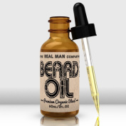 Beard Oil, Conditioner and Softener for Men,Guaranteed Awesome,Manly and Kissable Beard or your Money Back!100% Organic Premium Beard Care Product, All Natural Jojoba, Argan & Moringa Oil Blend,Fragrance Free,Large Bottle-Double The Size Of Most!