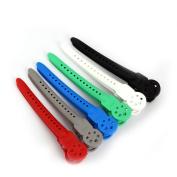 Hairpin for Salon Hair clip, Duckbill Clip, Plastic Clip, Set of 6pcs