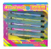 #flashmob Intensifying Crème Eyeliner Pencils, Superstar Nova