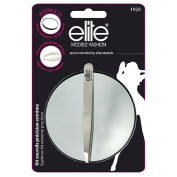 Elite Models Mirror and Tweezers