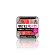 Fing'rs Prints Pre Glued Rock Rebel Nails, Wild Card