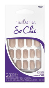 Nailene So Chic Nails, Nude Shimmer