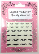Legend Brand Nail Art Studs Stickers Decals Transfers *BUY 1 GET 1 FREE*