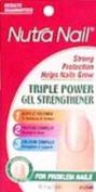 Nutra Nail Triple Power Gel Strengthener