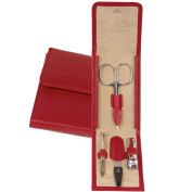 Windrose Beluga Manicure Case 65cm Leather Rot