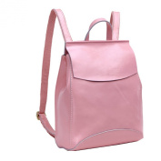 Missmay Women's Backpack Purse Satchel Young Ladies School Bag Fit Ipad Files Casual Sports Soft Genuine Leather