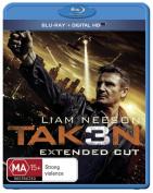 Taken 3 (Extended Cut)  [Region B] [Blu-ray]