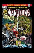 Man-Thing by Steve Gerber