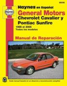 General Motors Chevrolet Cavalier y Pontiac Sunfire 1995 Al 2005 [Spanish]