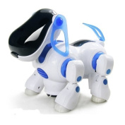 RC iRobotic Electronic i Robot Dog Remote Control Toy Pet Puppy for X'mas Gift for Kids Children by Grids London